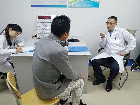 青岛安宁医院:北京六院张卫华主任来院会诊纪实